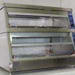 دیسپلی گرمخانه ویترینی