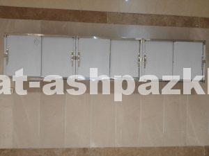 کابینت دیواری آشپزخانه صنعتی