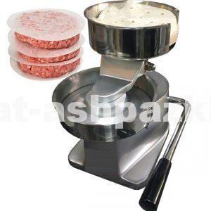 دستگاه همبرگر زن دستی